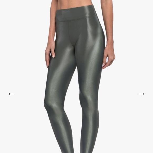 13a9fb3169fdd Koral Pants | High Waisted Lustrous Legging | Poshmark